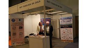 Foto de Ibstt promociona en Smagua el Congreso y Exposici�n International No-Dig Madrid 2014