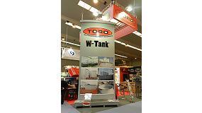 Foto de Toro Equipment presenta en Smagua 2014 sus nuevos depósitos W-Tank