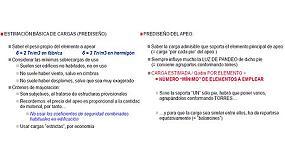 Foto de Diseño y estimación básica de cargas en andamios y apeos