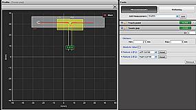 Foto de Localización de la junta de soldadura mediante el sensor láser inteligente 3D Gocator