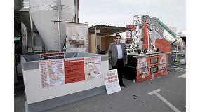 Fotografia de Mecàniques Segalés aconsegueix el primer premi del Concurs d'Innovació de Fira de Sant Josep