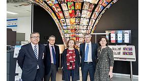 Foto de La secretaria general de Ciencia Tecnolog�a e Innovaci�n visita el Centro Internacional de HP en Barcelona