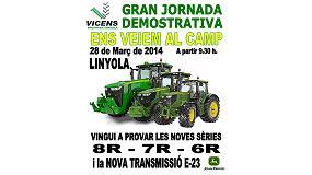 Foto de Vicens Maquinaria organiza en Linyola (Lleida) su gran jornada demostrativa