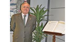 Foto de Juan Francisco Lazcano, nuevo presidente de la AEC
