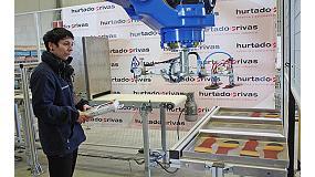 Foto de Crean una celda robotizada que permite la fabricación personalizada