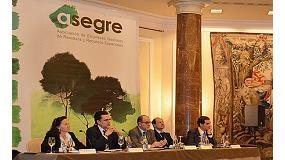 Foto de El V Foro de Asegre debate sobre la situación de los residuos industriales