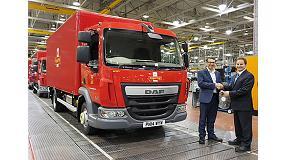 Foto de Leyland Trucks produce su camión carrozado número 5.000