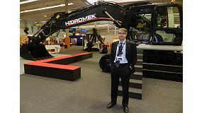 Foto de Entrevista a Stoian Markov, administrador de Hidromek West y presidente del Comité Organizador de Smopyc