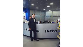 Foto de Iveco estrena en sus concesionarios de Barcelona una nueva imagen para las tiendas de recambios y accesorios