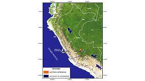 Foto de Repsol comienza la producción de gas del campo Kinteroni en Perú