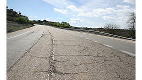 Foto de La red viaria, comprometida por la reducción de la inversión en mantenimiento