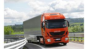 Foto de Iveco empieza el 2014 como líder del mercado español de vehículos industriales de más de 3,5 toneladas