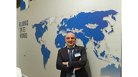 Foto de Entrevista a Vicente Ballester, gerente de Blumaq