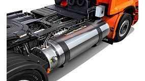 Foto de Iveco lidera el mercado español de vehículos industriales propulsados por gas natural