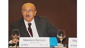 Fotografia de Entrevista a Mariano Herranz, president d'Atef