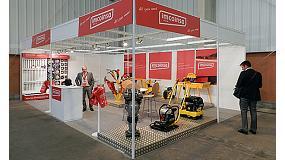 Foto de Imcoinsa expone en Smopyc 2014 sus �ltimas novedades en maquinaria y consumibles