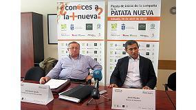 Foto de Asociafruit alerta del desplome de la comercialización de la patata nueva en el mercado nacional