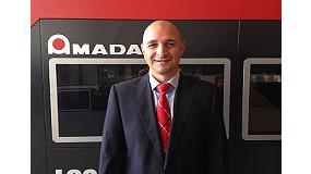 Foto de Entrevista a Jos� Mar�a L�pez, director comercial de Amada Maquinaria Ib�rica