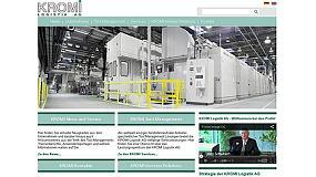 Foto de Kromi Logistik renueva su p�gina web