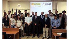 Foto de Directivos y profesionales aeroespaciales andaluces mejoran sus capacidades gerenciales con el programa formativo de H�lice y EOI