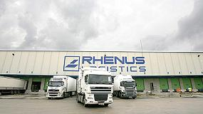 Picture of Rhenus Logistics Improves his terrestrial lines of Valency with daily exits to United Kingdom