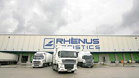 Fotografia de Rhenus Logistics potencia les seves l�nies terrestres de Val�ncia amb sortides di�ries a Regne Unit