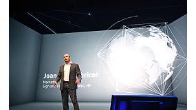 Foto de HP lanza en primicia mundial novedades para la impresi�n en gran formato