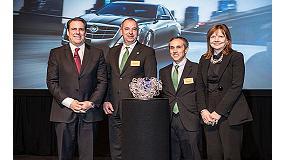 Foto de Mann+Hummel nombrado proveedor del año exclusivo de General Motors