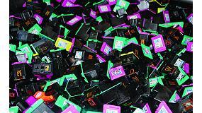 Foto de El 75% de los cartuchos de tinta de HP se fabrican con pl�stico reciclado