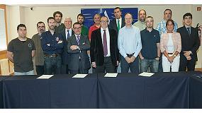 Foto de Constituido el Consejo Territorial de Euskadi de la Fundación Laboral de la Madera y el Mueble