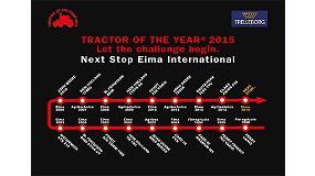 Foto de Tractor of the Year 2015: comienza un nuevo desafío
