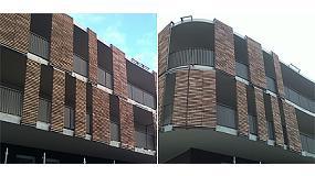 Foto de Soluciones de gama alta Llambí en un edificio de exclusivas viviendas en Montpellier