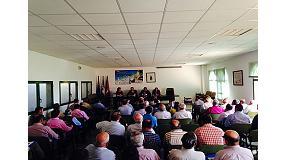 Foto de Faeca-Huelva colabora con la cooperativa Oleodiel en una jornada divulgativa