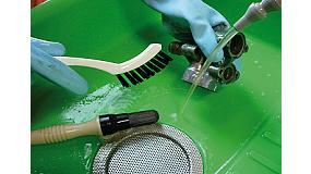 Foto de Limpieza de piezas fácil y ecológica con el Mewa Bio-Circle