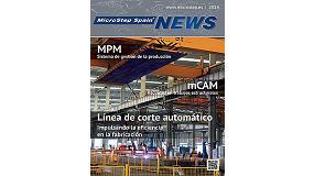 Foto de Nueva revista News 2014 de MicroStep Spain