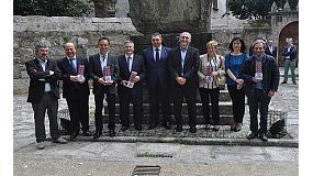 Foto de La Asociación de Empresarios de Artes Gráficas de Galicia celebra el Día del Patrón de este sector