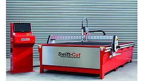 Foto de Swift-Cut, la revolución en el corte por plasma