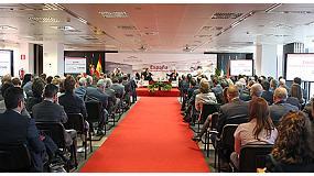 Foto de Saint-Gobain y la Ceoe debaten sobre la recuperación de la economía española