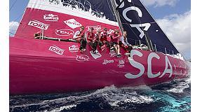 Foto de SCA y Tork participan en la Volvo Ocean Race