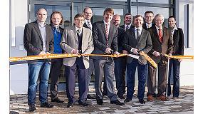 Foto de Amazone inaugura un nuevo edificio para I+D en Hasbergen-Gaste