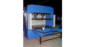 Picture of New adaptation and optimisation of the hydraulics presses FDV-125 And for works of vulcanizado