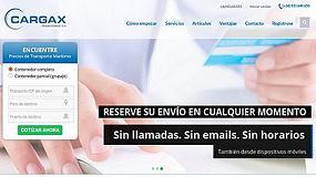 Foto de Nace Cargax.com, plataforma online con servicio de transporte de mercanc�as y reservas 24 horas