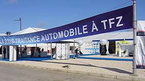 Foto de Scorp presenta nuevos equipos en el Salón de Subcontratación de Automoción de Tánger