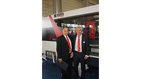Foto de Entrevista a Gerold Schley, director general de Ferromatik Milacron Maschinenbau GmbH (FME)