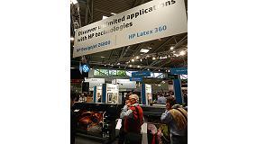 Foto de HP permite a los clientes de artes gr�ficas superar las limitaciones de la impresi�n en Gran Formato