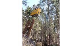 Foto de Itene participa en un proyecto europeo para optimizar la logística forestal