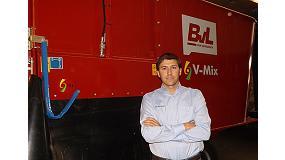 Foto de Entrevista a Juan Pablo Hernangómez, responsable de la marca BvL en Deltacinco