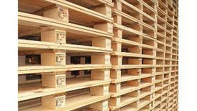 Foto de Embalajes de madera en exportación