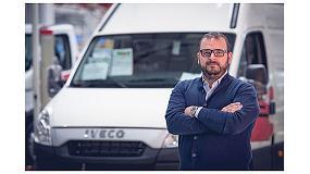 Foto de Relevo en la dirección de Recursos Humanos de la planta de Iveco en Valladolid