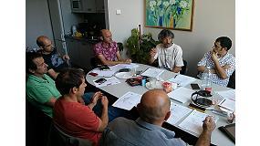 Foto de La nueva junta directiva de Anetva celebra su primera reunión en Madrid